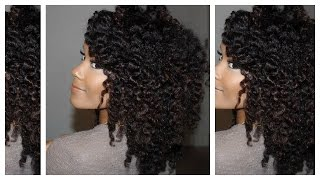 My Staple Products For Natural Hair Part 2. Twist Outs