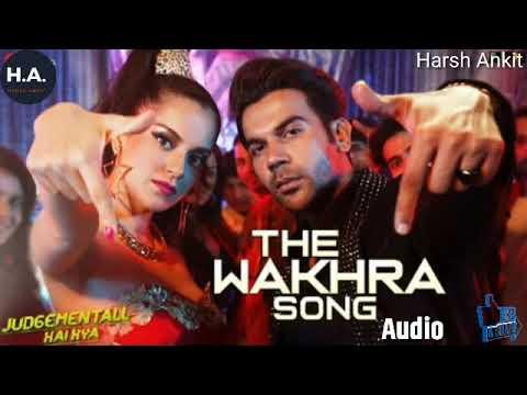 The Wakhra Song Judgementall Hai Kya Kangana R Rajkummar Rtanishknavv Inderlisaraja Kum