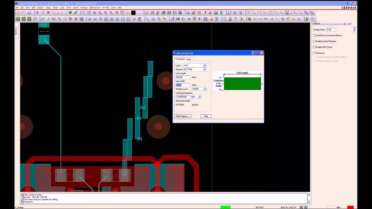 Rf Circuit Design Using Ads Tutorial Wiring Diagrams Basic Crystal Filter Diagram Tradeoficcom Transferring Circuits Cadence Allegro Integration Youtube Rh Com Am Radio Amplifier Schematic Power