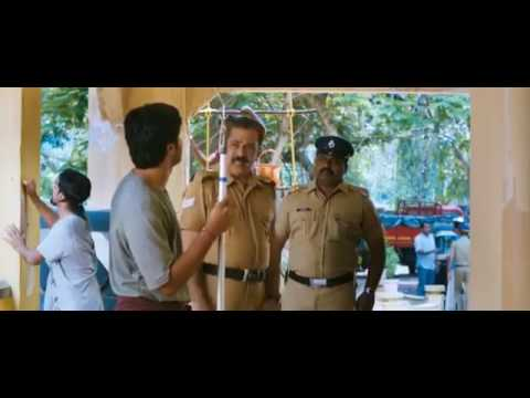Dulquar Salman s Mass Seen From Vikramadithyan Dulquar Salman Anoop Menon   YouTube