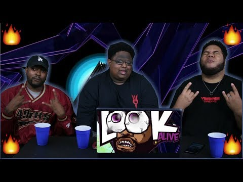 Joyner Lucas - Look Alive Remix - REACTION