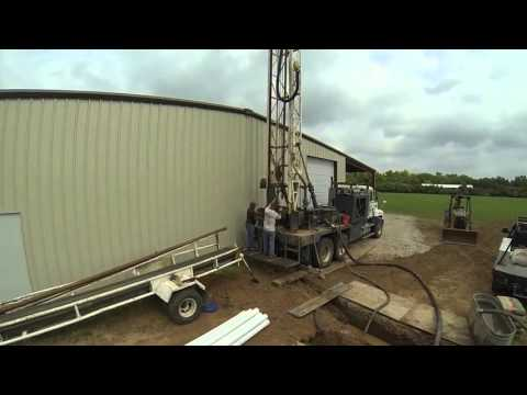 Water Well Drilling by Scott Drilling Inc. | Houston, TX