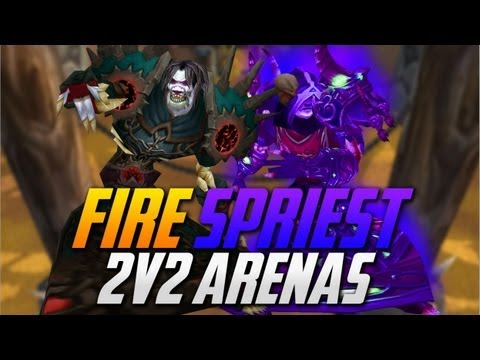 ▶ Playing with Fire [Arenas Ep.14] Fire Mage Shadow Priest 2v2