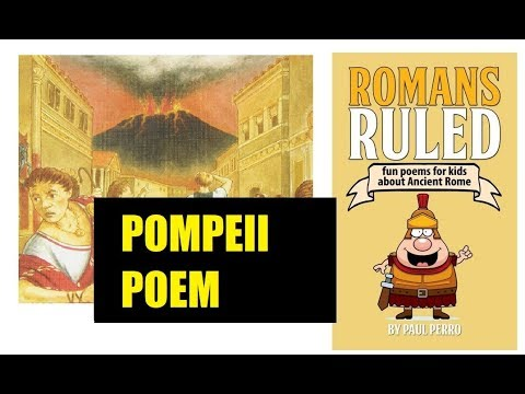 The Destruction Of Pompeii - A Paul Perro Poem