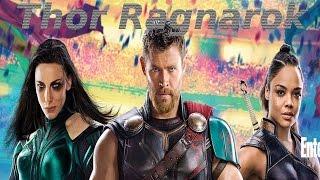 """JULIA Fox"" Thor Ragnarok (обзор трейлера)"