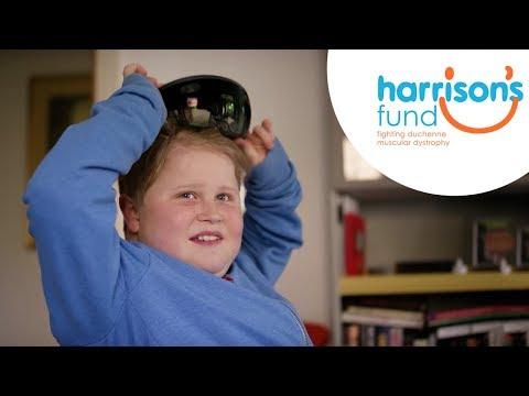 Harrison's Fund HoloLens Mixed Reality Experience