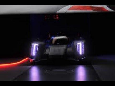 Audi R18 e tron quattro Debut   YouTube. Quattro Lighting. Home Design Ideas
