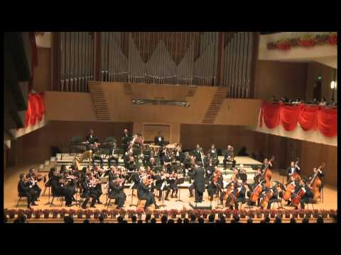 Strauss Die Fledermaus Overture / Bernard / Park Avenue Chamber Symphony / Beijing