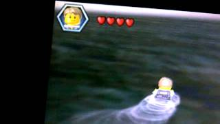 """Lego City Undercover: The Chase Begins"" Falling Car Glitch"