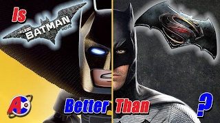 Is The LEGO Batman Movie Better Than Batman v Superman? - Awesome Comics