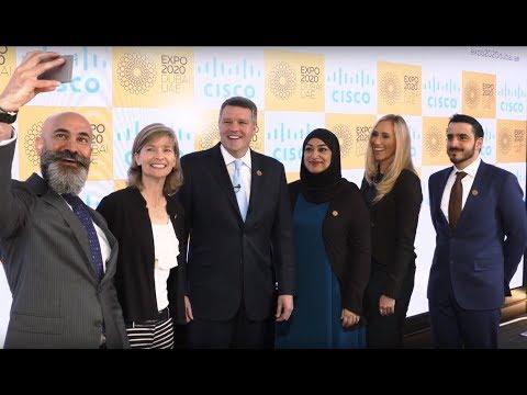 Expo 2020 Dubai partners with Cisco
