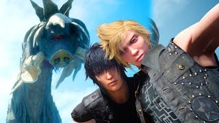 Final Fantasy XV Secret Ultimate Pose