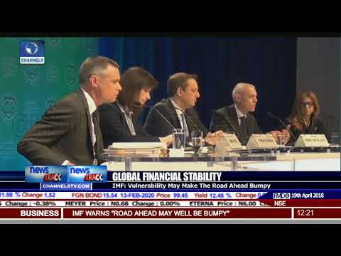IMF Releases 2018 Global Financial Stability Report