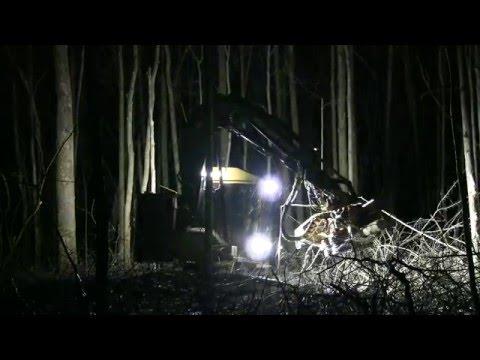Forestry Harvester - TYRI LED Upgrade