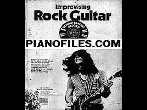 Improvising Rock Guitar - Complete (PDF + MP3)