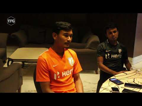 Holicharan Narzary talks Intercontinental Cup, football journey