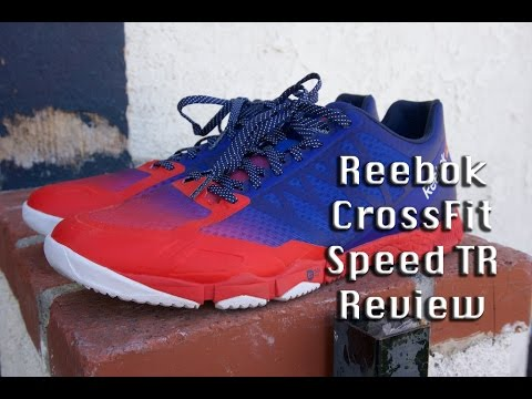 Review: Reebok CrossFit Speed TR - Best CrossFit Running Shoes
