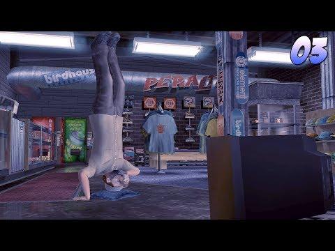 Tony Hawk's Underground Walkthrough Gameplay Part 3 - We in Manhattan