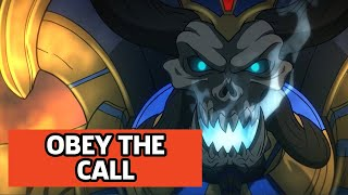 Heroes Of The Storm - Obey The Call Trailer