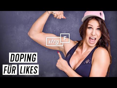 Fitnesswahn Auf Insta: Warum Auch Hobbysportler Dopen   STRG_F