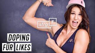 Fitnesswahn auf Insta: Warum auch Hobbysportler dopen | STRG_F