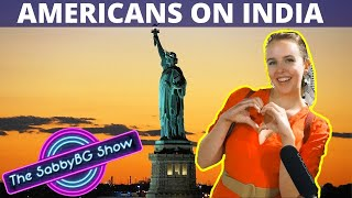 What do AMERICANS think of INDIA - The QUIZ | Americans on India