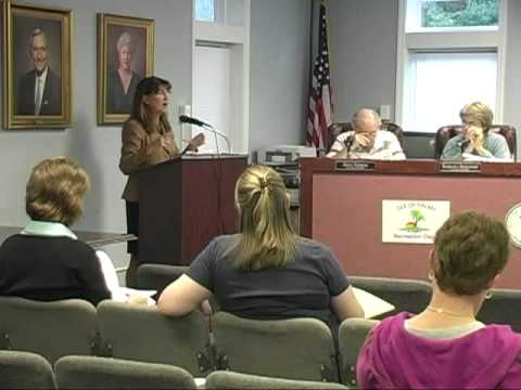10/20/11, City Council Special Meeting, Isle of Palms, SC