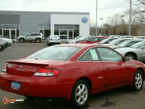 2001 Toyota Camry Solara #63200A in St Paul Minneapolis, - SOLD
