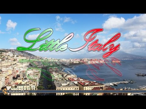Little Italy: Enrico Caruso - O' Sole Mio | Italian Music