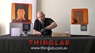Thinglab: Formlabs Form 2 Resin Cartridge Dispense Error