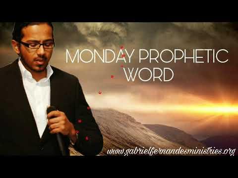 Prophetic Monday Word - Divine Enablement - 9 oct 2017