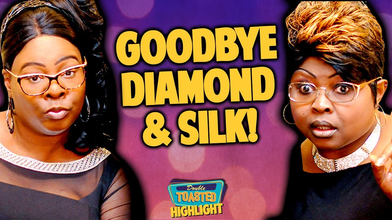 FOX NEWS CUTS TIES WITH DIAMOND & SILK  | Double Toasted