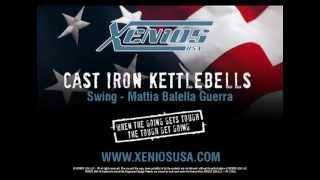 Cast Iron Kettlebells - Swing - Mattia Balella Guerra