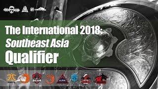 [DOTA 2 LIVE PH] TnC Pro Team VS Fnatic |Bo3|  FINALS The International - Regional Qualifiers