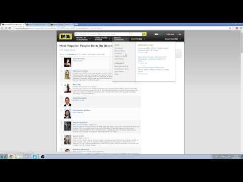 Tutorial de IMDb