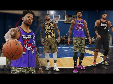 Crybaby Teammates! PERFECT Shooting Game! NBA Live 18 Live Run Gameplay #1