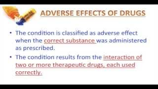 ICD10 for kindergarten - ICD10-CM- Lesson 6 - Adverse Effect vs. Poisonings