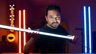 BEST LED RGB Video Tube Lights for Filmmakers