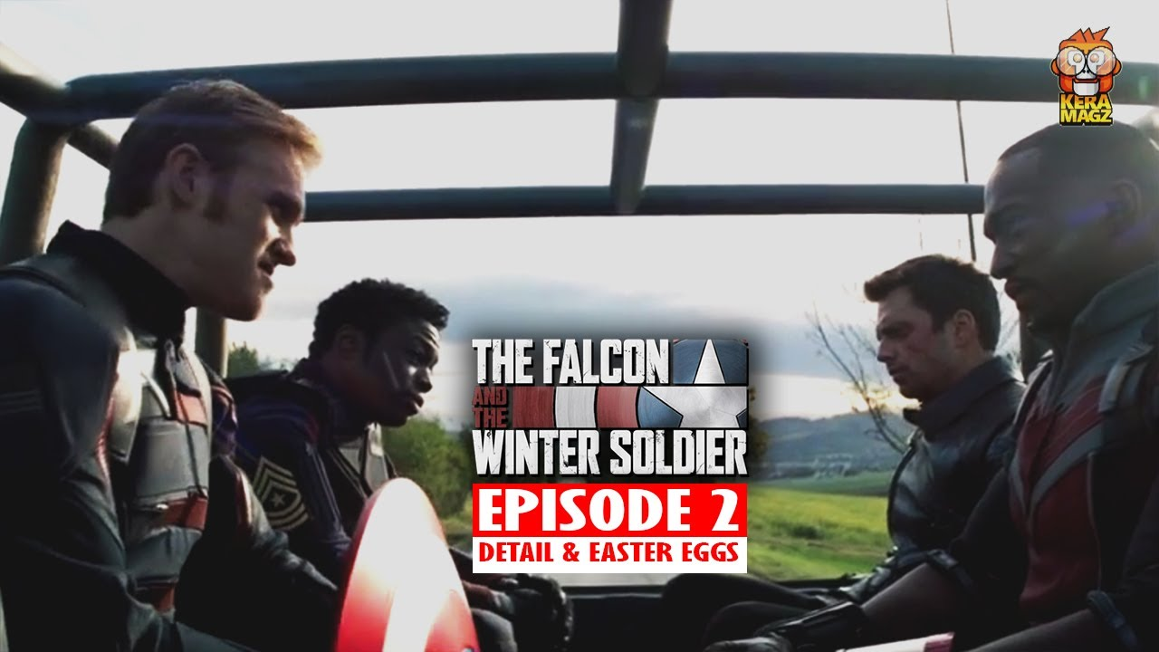 Download TERNYATA SELAMA INI ADA CAPTAIN AMERICA LAIN   THE FALCON & THE WINTER SOLDIER EPISODE 2 BREAKDOWN