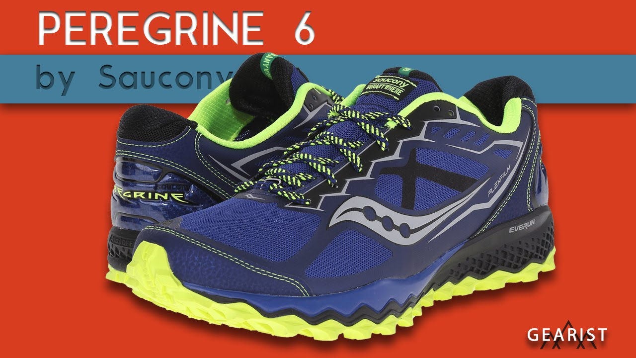 SAUCONY PEREGRINE 6 REVIEW | Gearist Reviews