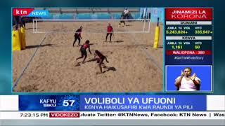 Voliboli ya ufuoni :Timu ya Kenya ya voliboli ya ufuoni yapewa fursa ya mchujo