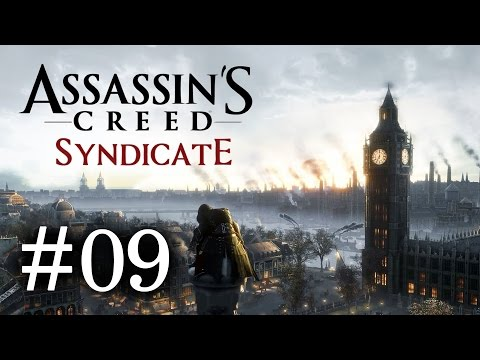 ASSASSIN'S CREED SYNDICATE [#09] ► Anstalt von Lambeth [PS4] Let's Play