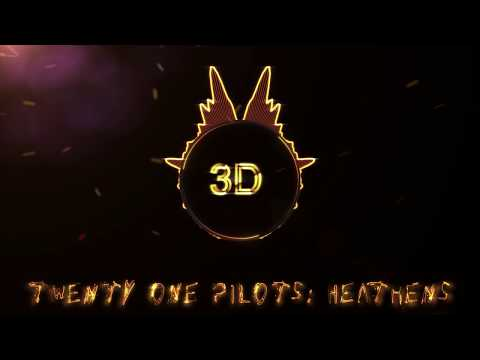 twentyone pilots: Heathens 3D Release