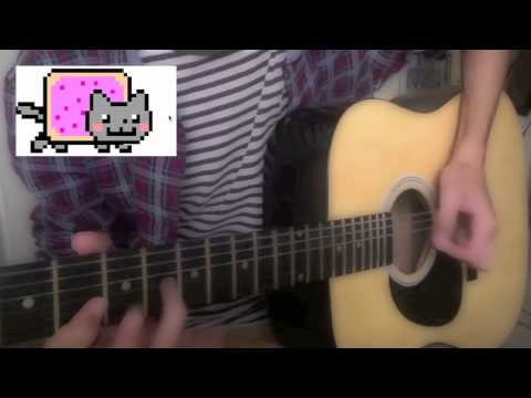 Smooth Jazz Nyan Cat (Acoustic Cover)