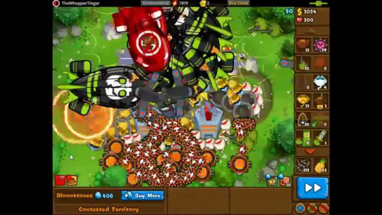 Kongregate bloons monkey - Bloons Monkey City Contested Territory Weekly Help Video Clover Ep 13 1440p Hd