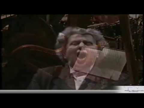 Mikis Theodorakis ft. Markella Hatziano & Bruckner Orchestra - Canto General (Linz, Austria 1998)