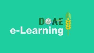 DOAE e-Learning กรมส่งเสริมการเกษตร 2561
