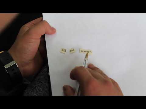 Carta para familiares de Víctimas de Desaparición Forzada