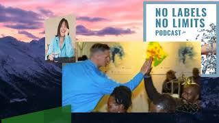 No Labels, No Limits podcast - episode #64 with Joe Pettit, Professional Speaker