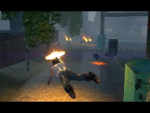 Max Payne IV - A GTA IV Mod Inspired By Max Payne Game